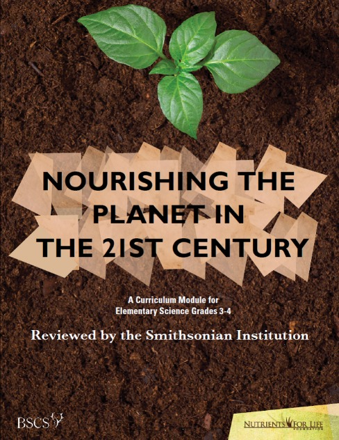 Free plant and soil science curriculum for elementary for Scientific word for soil