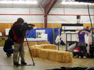 3 Local TV Stations Aired the Event finley wa local tv stations