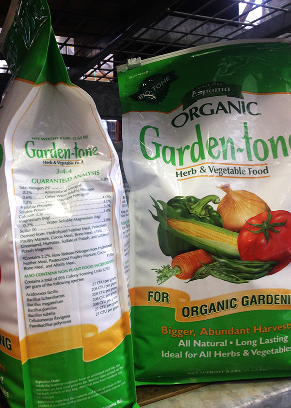 Nutrients in the Garden 12 How To Read A Fertilizer Label